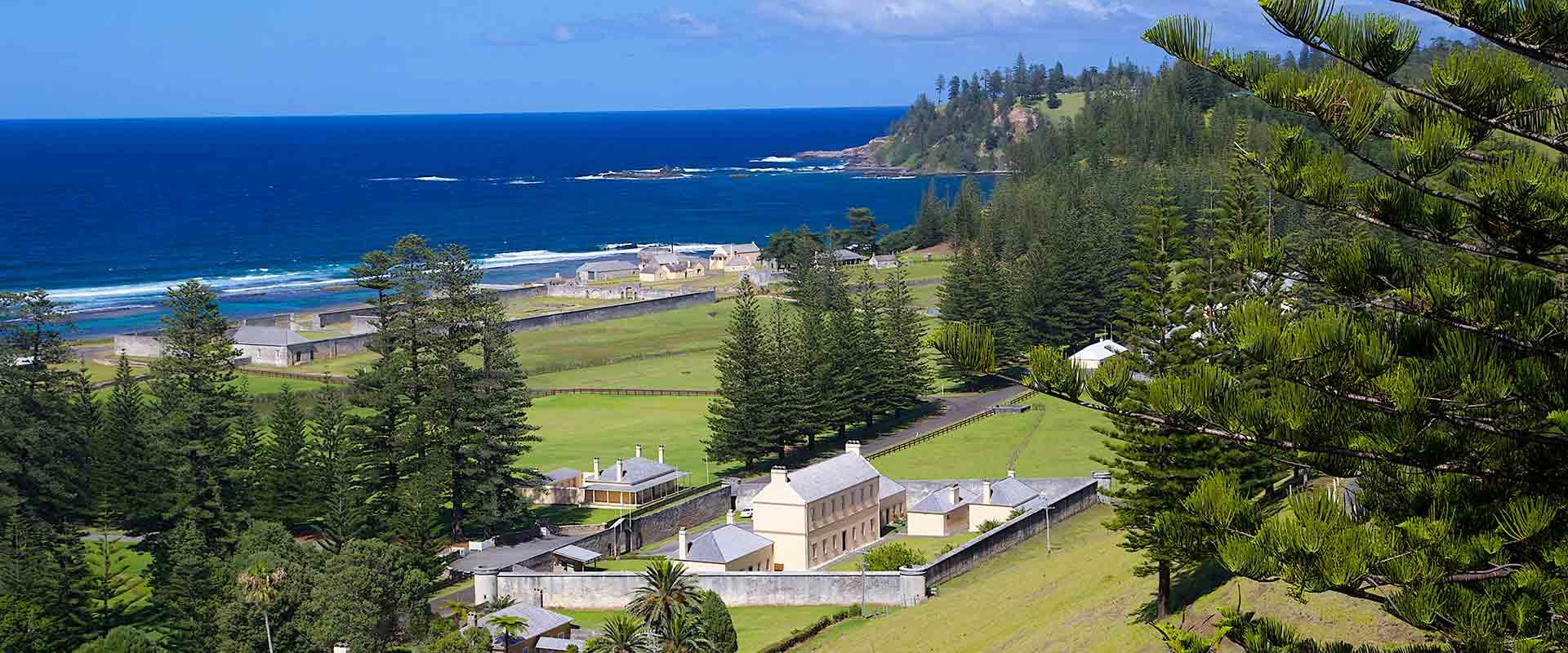 Norfolk Island History & Gardens